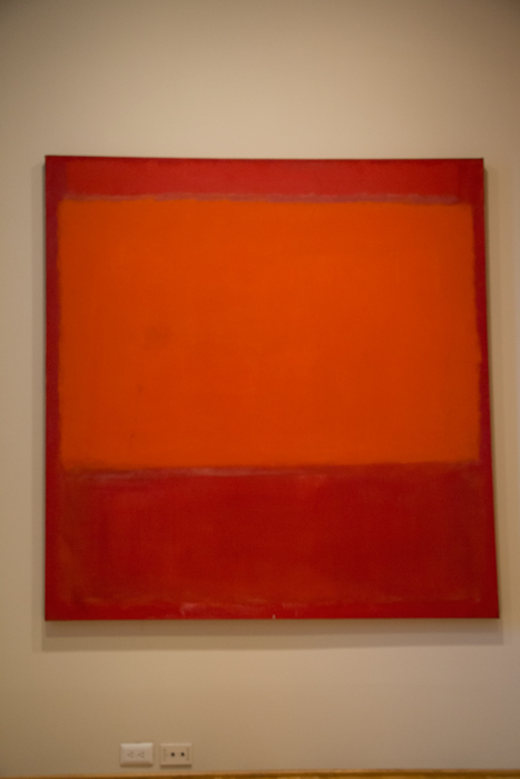 Orange-and-Red-on-Red-(1957)
