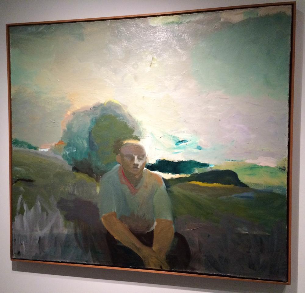 Elmer-Bischoff-2---Figure-in-Landscape---1957