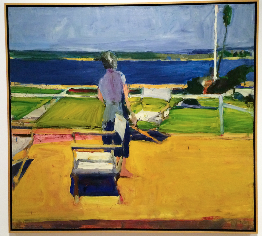 Richard-Diebenkorn-2---Figure-on-a-Porch---1959