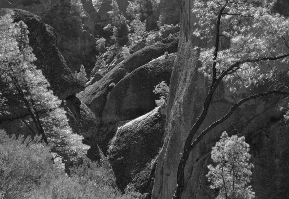 Upper Balconies Cave Trail, Pinnacles National Park, 2007