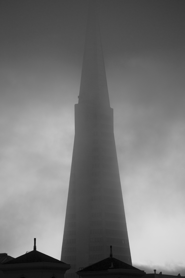 Transamerica Tower, San Francisco, 2012