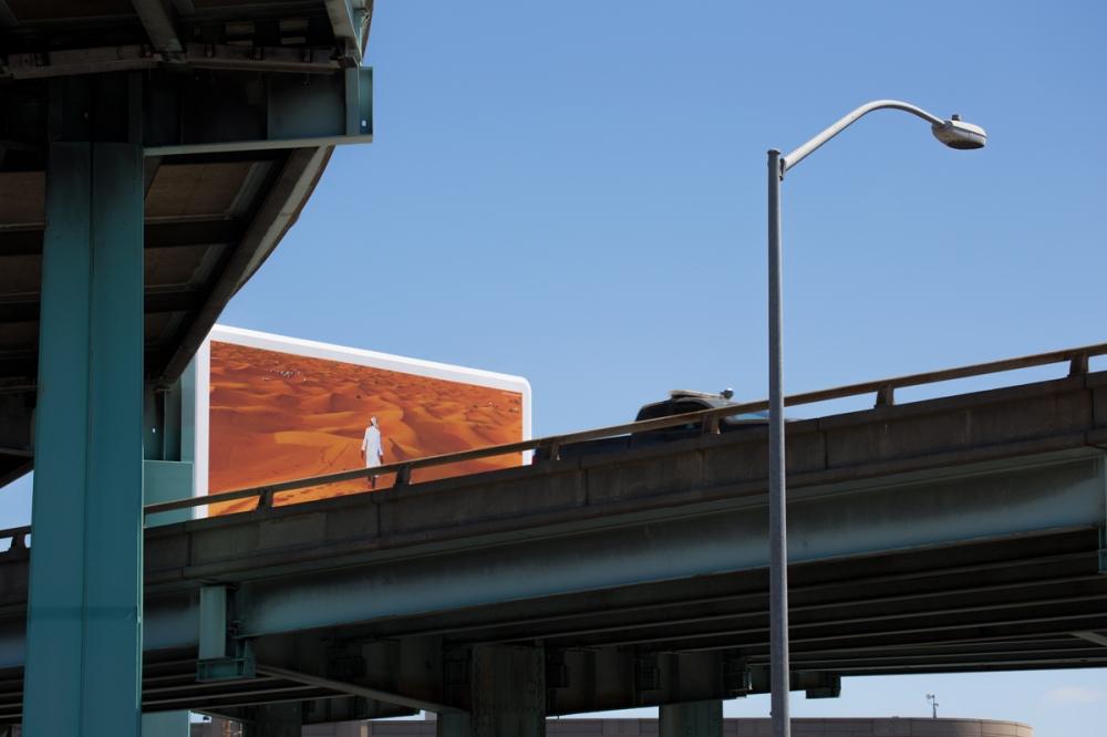 I-80 & San Bruno Avenue, San Francisco, 2016